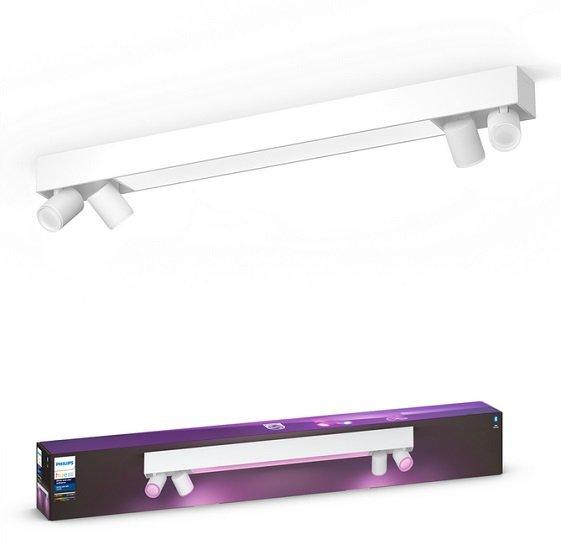 Philips Hue White And Color Ambiance Centris (4er-Deckenspot) mit Bluetooth für 323,92€ (statt 385€)