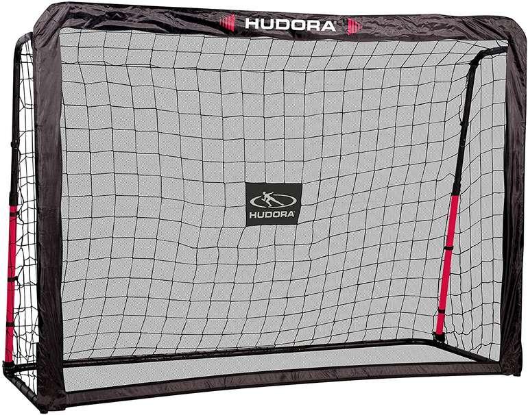 Hudora Fußballtor Rebound 2in1 (213 x 153 x 76 cm) für 65,94€ inkl. Versand (statt 86€)
