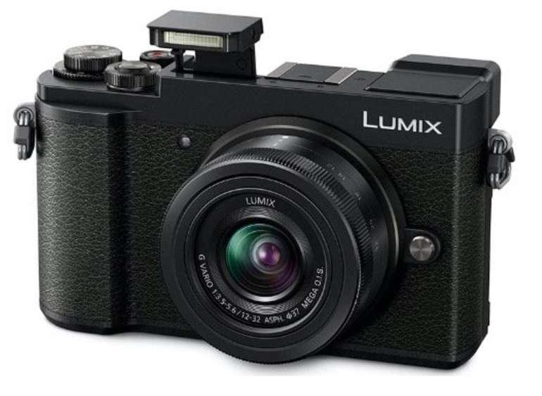 Panasonic Lumix DC-GX9 im Kit mit 12-32mm Objektiv für 530,32€ inkl. Versand (statt 699€)