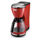 DeLonghi ICMO210 Kaffeemaschine in rot für 19,99€ inkl. Versand (statt 38€)