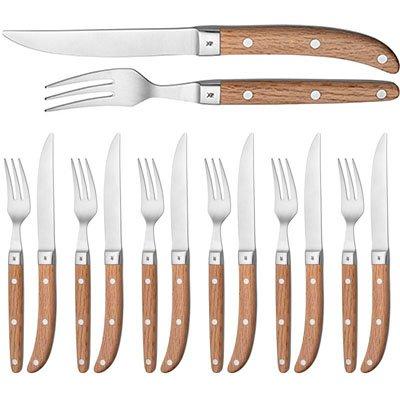 Wmf Ranch Steakbesteck 12 Teilig Für 9995 Inkl Versand