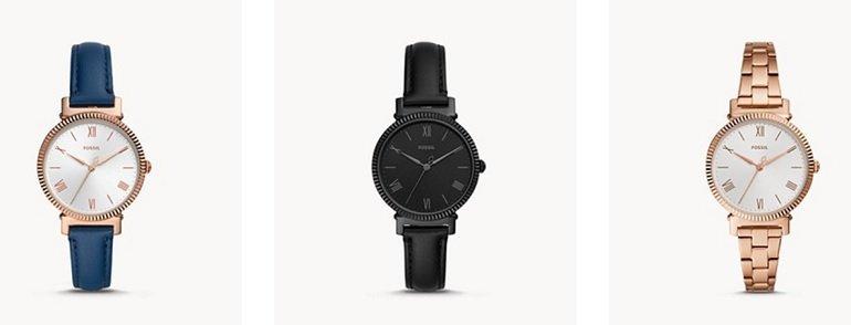 Fossil Rabatt Uhren