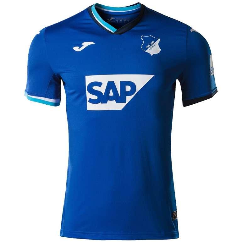 SportSpar TSG Hoffenheim Sale: Joma Bekleidung und Schuhe z.B. Heim Trikot für 24,99€ (statt 30€)