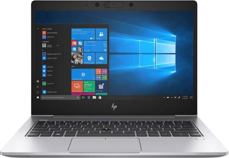 """HP EliteBook 735 G6 - 13,3"""" Notebook (FHD, IPS, Ryzen 7 Pro 3700U, 512 GB SSD) für 1.001,10€ inkl. Versand"""