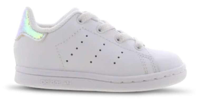 """Adidas Stan Smith """"Iridecent"""" Baby Sneaker für 29,99€ inkl. Versand (statt 39€)"""
