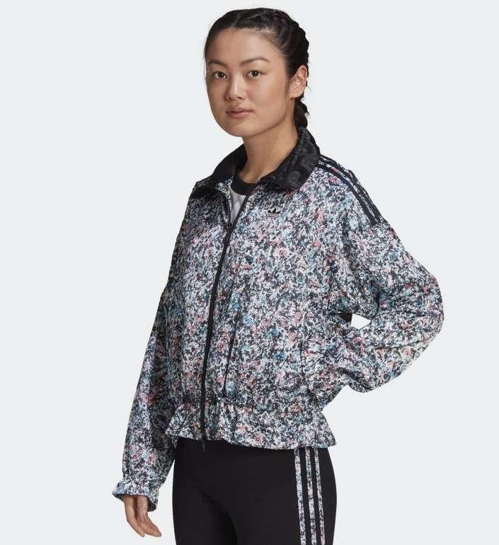 Adidas Originals Damen Satin Jacke für 35,70€ inkl. Versand (statt 42€)