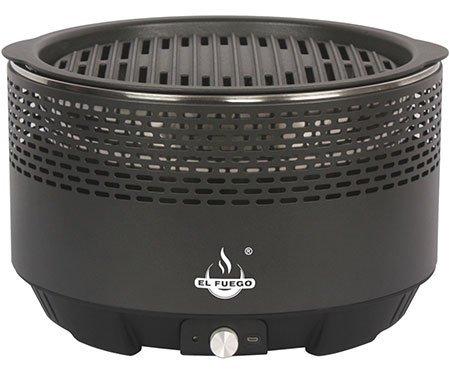 Rauchfrei grillen: EL Fuego AY 5321 Denton für 39€ inkl. Versand