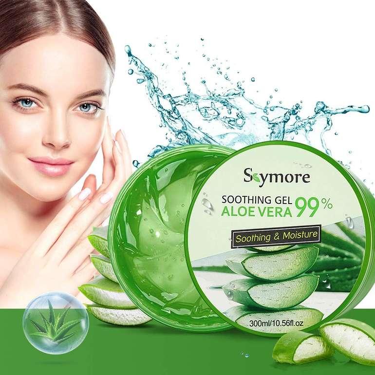 300ml Skymore Aloe Vera Gel für trockene Haut nur 5,49€ inkl. Prime Versand (statt 10€)
