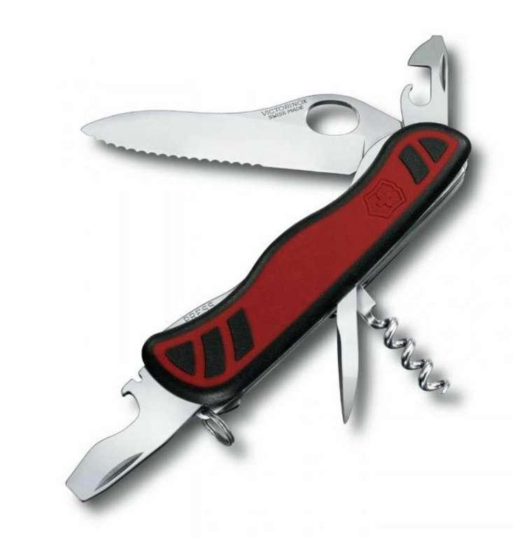 Victorinox Taschenwerkzeug 0.8351.MWC Nomad One Hand mit 9 Funktionen für 25€ inkl. Versand (statt 33€)