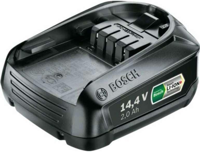 Bosch PBA 14,4V 2.0Ah Lithium Ionen Akku Pack für 33€ inkl. Versand (statt 55€)