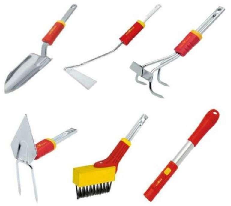 Wolf Griff für Multi Star Geräte + 5 Werkzeuge für 22,95€ inkl. Versand (statt 56€)
