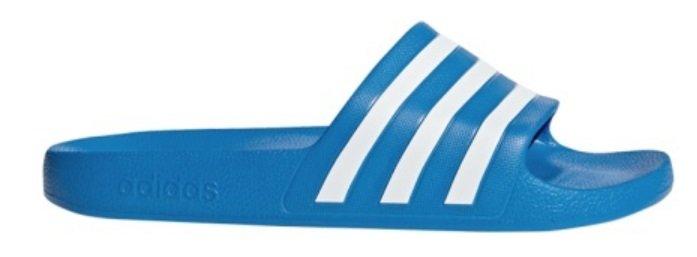 adidas Performance Aqua Herren Adiletten in Weiß/Grau für 11,04€ inkl. VSK (statt 18€)