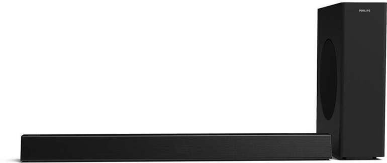 Philips HTL3310 2.1 Soundbar & Subwoofer HDMI ARC, 120W, Dolby Digital für 114,49€ (statt 148€)