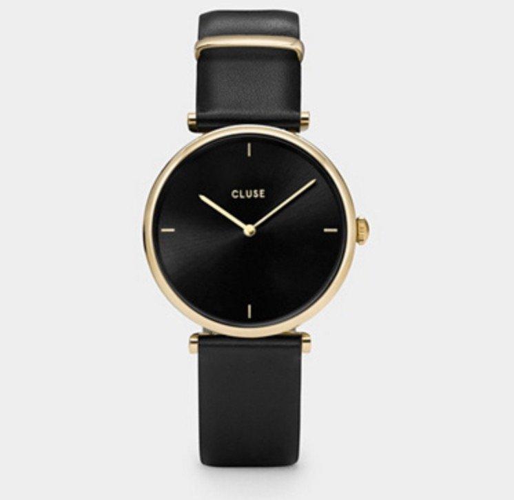 Cluse Uhren & Schmuck Sale mit bis -65% Rabatt + 20€ Extra ab 60€ - z.B. Triomphe Armbanduhr für 52,49€