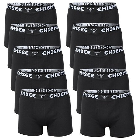 10er Pack Chiemsee Herren Boxershorts für nur 49,50€ inkl. VSK