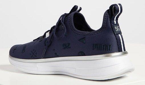 Puma SG Runner Embroidery Damen Sneaker 2