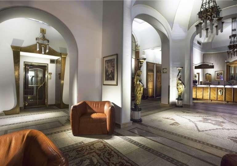 Prag: 1 Nacht im 5* Hotel Paris Prague in historischem Altstadt-Gebäude inkl. Frühstück ab 88€ pro Person