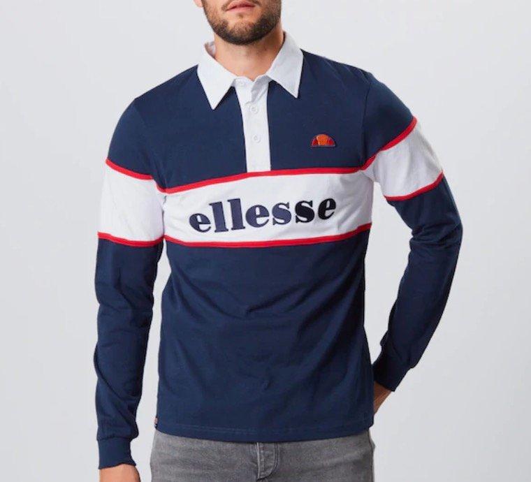 Ellesse Herren Poloshirt 'Taylor' in navy für 38,17€ inkl. Versand (statt 50€)