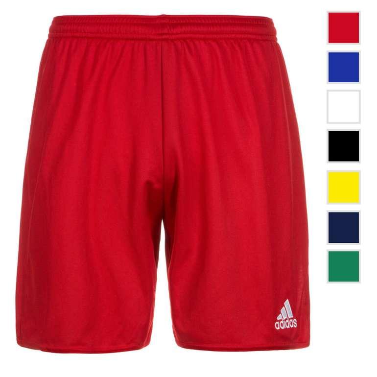 Adidas Performance Parma 16 Herren-Shorts (verschiedene Farben) für je 10,95€ inkl. Versand