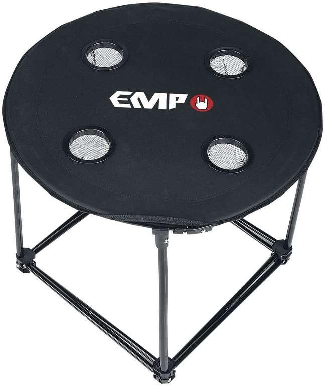 EMP Sale mit 15% Extra Rabatt - z.B. EMP Camping-Tisch für nur 12,41€ inkl. Versand (statt 20€)