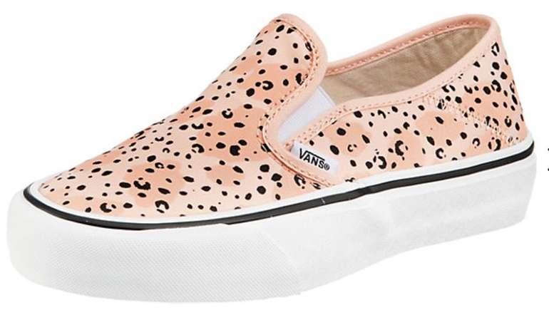 Vans Ua Sf Slip-On Damen Sneaker für 43,99€ inkl. Versand (statt 50€)