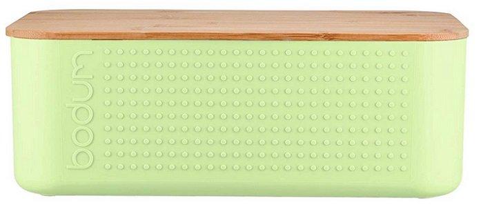 Bodum Brotbox Bistro mit Holzdeckel in diversen Farben