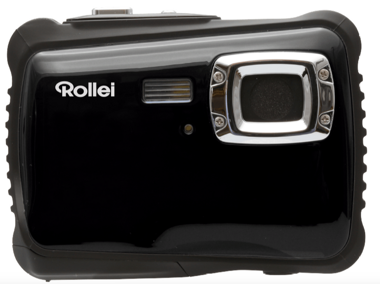 Rollei Sportsline 64 - wasserdichte Digitalkamera für 25€ (statt 29€)