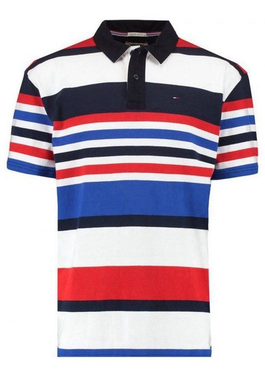 Tommy Jeans Herren-Poloshirt (Oversized Fit) für 29,99€ inkl. Versand