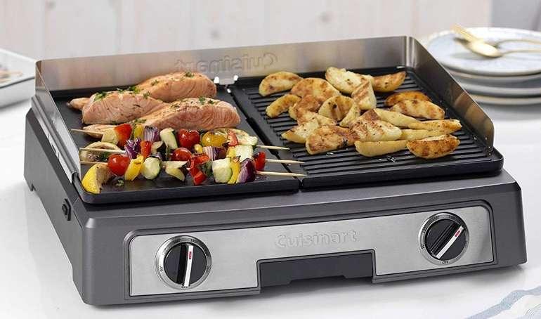Cuisinart PL50E Plancha-Tischgrill für 122,90€ inkl. Versand (statt 164€)