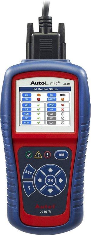 Autel AL419 OBD-II Diagnosegerät für 48,99€ inkl. VSK