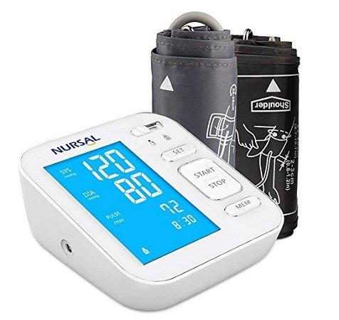 Nursal - Modernisiertes Blutdruckmessgerät für 17,99€ inkl. Prime Versand