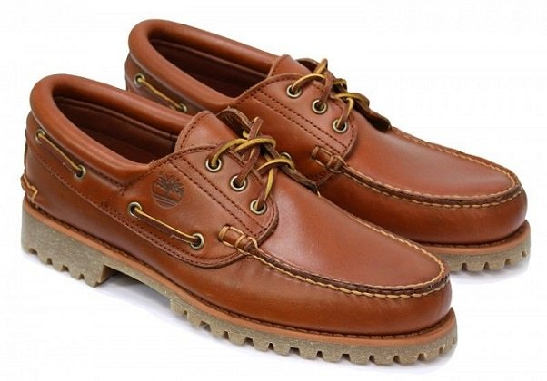 Timberland Heritage 3-Eye Classic Lug Herren Bootsschuhe für 74,95€