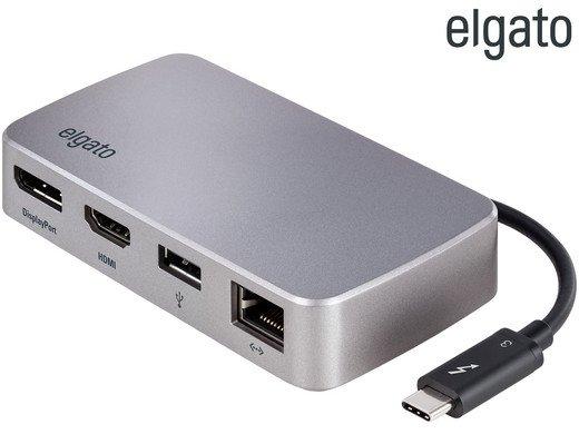 Elgato Thunderbolt 3 Mini-Dock für 75,90€ inkl. Versand (statt 110€)