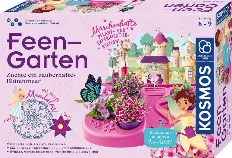 """Kosmos Kinder-Pflanzset """"Feen-Garten"""" für 12,55€ inkl. Versand (statt 17€) - Thalia Club!"""