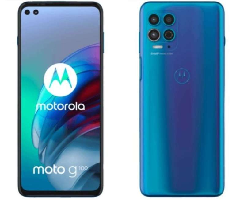 Motorola Moto G100 (29€) + Super Select M (9GB, Allnet-Flat) für 9,99€ mtl.