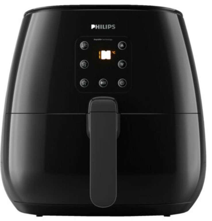 Philips HD 9260/90 Airfryer XL Heißluftfritteuse + HX6511/22 Zahnbürste für 145,24€ (statt 191€)