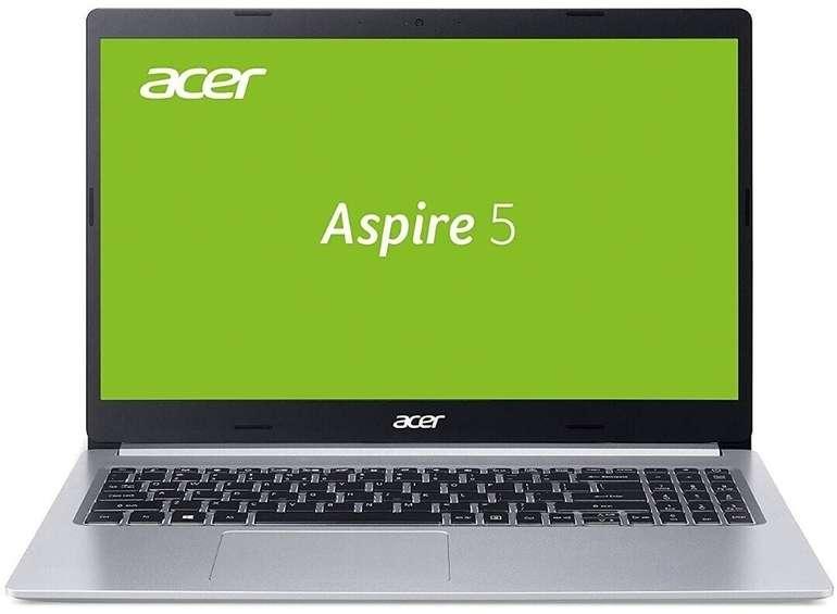 Acer Aspire 5 (A515-56-P8NZ) Notebook (15,6 Zoll Full-HD IPS (matt), Pentium 7505U, 8 GB RAM, 512 SSD) für 444€ inkl. Versand (statt 499€)