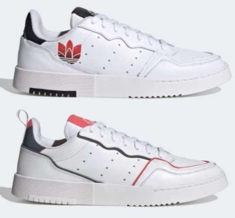Adidas Originals Supercourt Herren Schuhe für 50,40€ inkl. Versand (statt 63€)