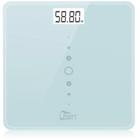 UTEN Digitale Personenwaage aus Glas mit LCD für 9,99€ inkl. Versand (Prime)