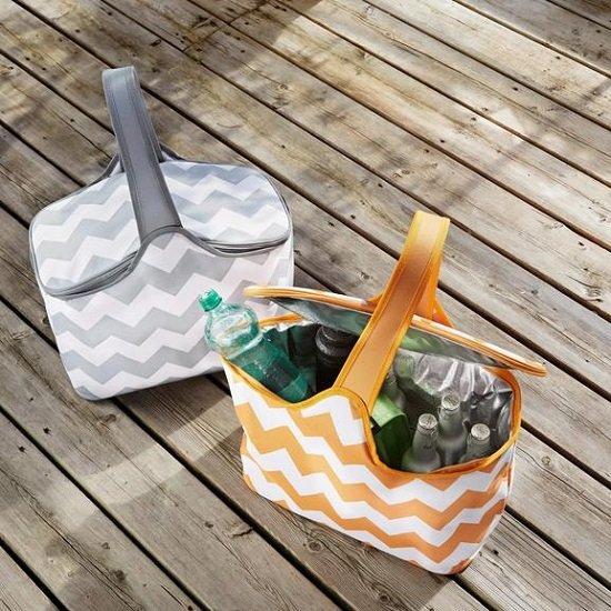 2er Pack Bessagi Garden Kühltaschen 'Nick' (20 Liter / ca. 40 x20 x25 cm) für 20,80€ inkl. Versand