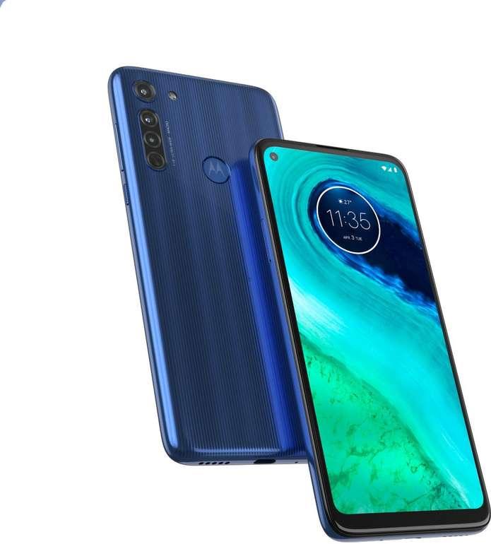 Smartphones der Motorola Moto G8 Serie reduziert z.B. Motorola Moto G8 für 169€ inkl. Versand (statt 200€)