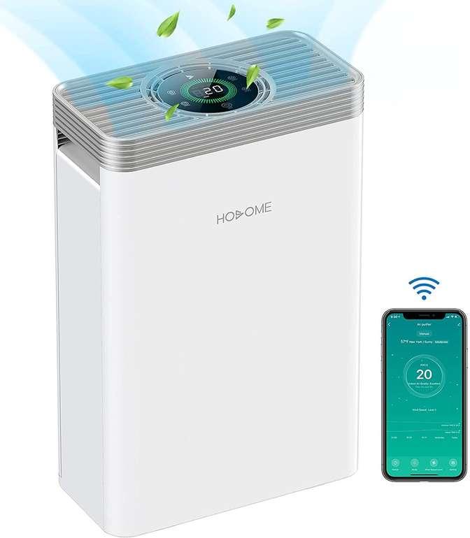 Hosome Luftreiniger (Schlafmodus, Alexa/Google Home kompatibel) für 69,99€ (statt 140€)