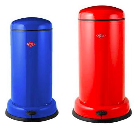 Wesco Baseboys 15 Liter Mülleimer für 54,24€ (statt 100€) / 20 Liter für 64,24€