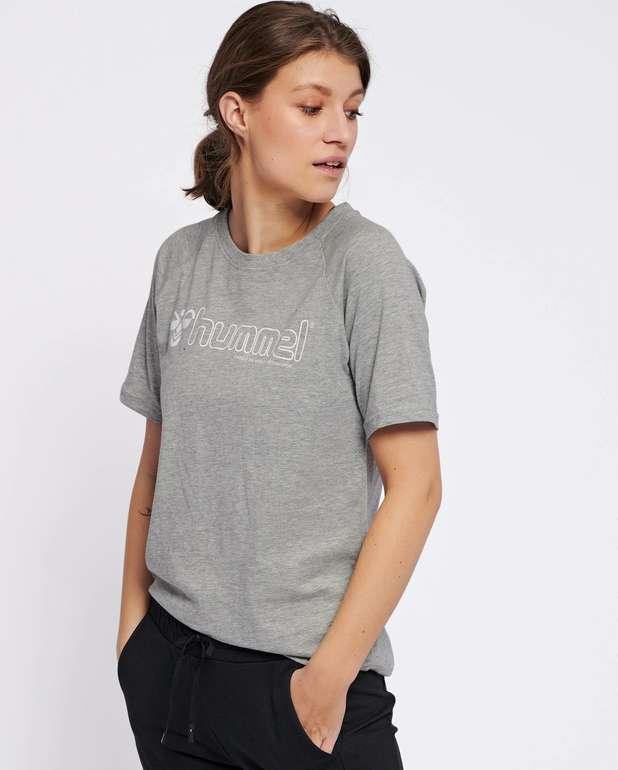 Hummel Damen T-Shirt 'Zenia' in 3 Farben für je 10,16€ inkl. Versand (statt 18€)