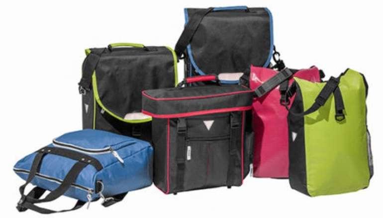 2er Pack 4Uniq Fahrrad Gepäcktaschen (versch. Modelle) für je 17,99€ inkl. Versand (statt 22€)