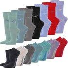 12er Pack KangaROOS Damen Sport- oder Sneaker Socken für 11,99€ inkl. Versand