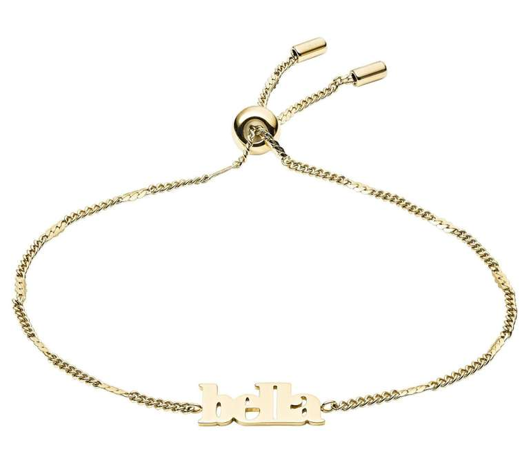 "Fossil Damen Armband ""Bella"" (JF03227710) für 9,60€ inkl. Versand (statt 24€)"