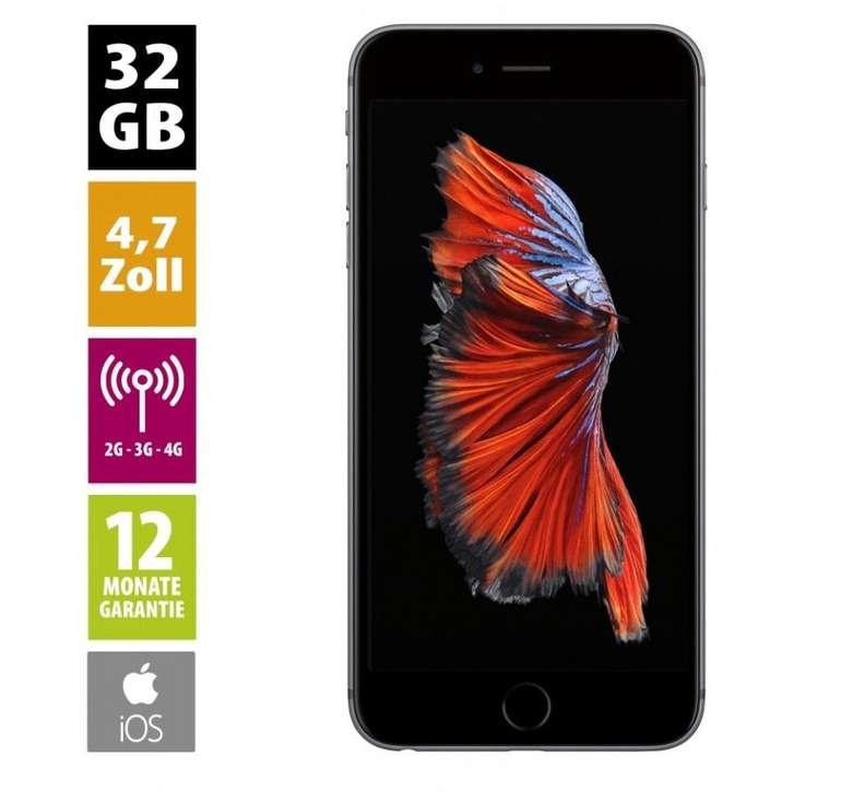 Apple iPhone 6s mit 32GB Speicher für 135€ inkl. Versand (B-Ware - Zustand: sehr gut)