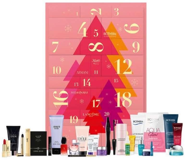 Lancôme Luxusmarken Adventskalender 2020 für 59,99€ inkl. Versand (statt 75€)