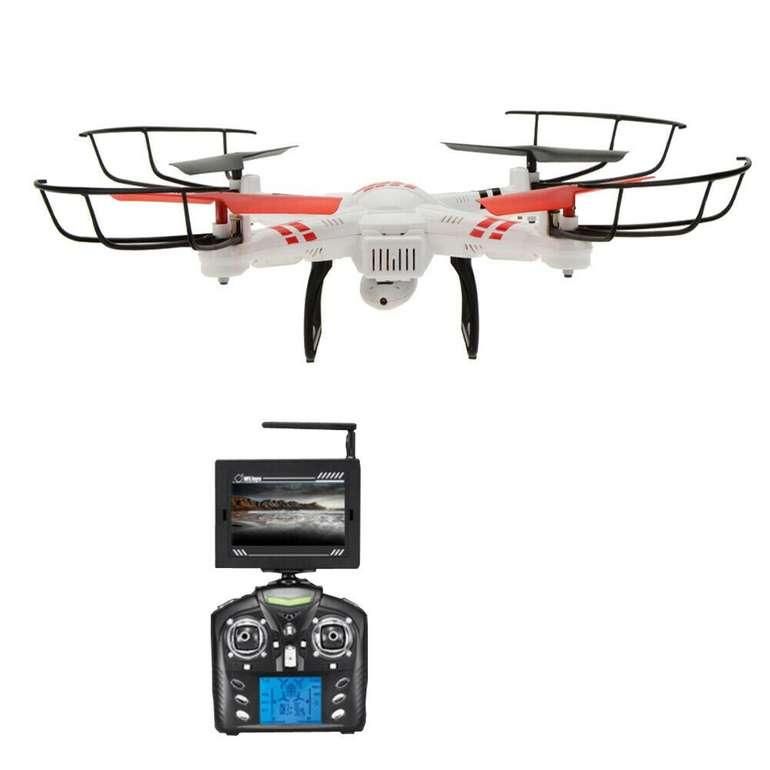 Wltoys V686G Quadrocopter mit FPV Kamera für 58,72€ inkl. VSK